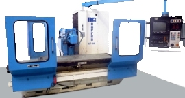 Used Milling Machinery at Electro Motion