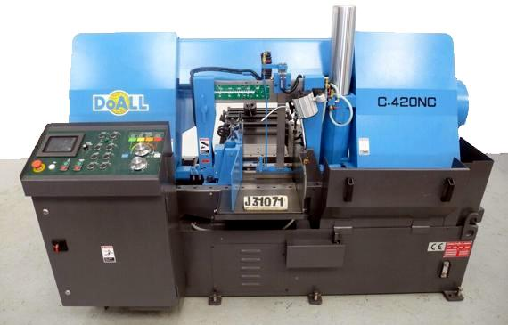 Used Bandsaw at Electro Motion