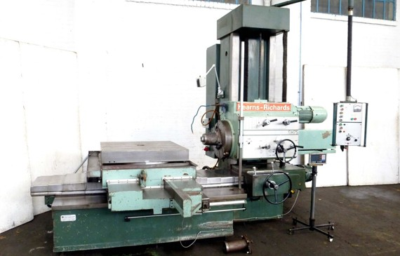 Kearns Richards SH75 Horizontal Borer